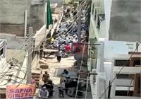 लॉकडाउन के दौरान मस्जिद में जमा हुए 500 लोग, इमाम के खिलाफ मामला दर्ज