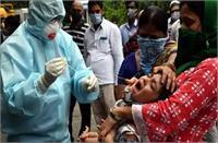 महाराष्ट्र में कोरोना संक्रमण के 26,616 नए मामले, 48211 मरीज स्वस्थ, 516 की मौत