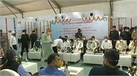 जनता को मिली सौगात- 300 ऑक्सीजन बेड गुरु तेगबहादुर कोविड अस्पताल हुआ शुरू