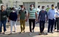 जाली करंसी चलाने वाले गिरोह का भंडाफोड़, युवती सहित तीन आरोपी गिरफ्तार