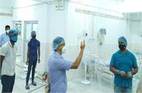 झारखंड में कोरोना के 6899 मरीज मिले, 129 की मौत