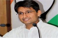 ग्रामीण अंचल के मरीजों के इलाज का प्रबंध करवाए सरकार : दीपेंद्र हुड्डा
