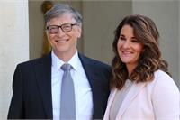 तलाक- शादी के 27 साल बाद बिल गेट्स ने कहा- ''अब आगे साथ नहीं जी सकते''