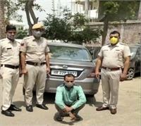 एंटी नारकोटिक सेल पुलिस को मिली कामयाबी, 5 किलो 40 ग्राम अफीम सहित युवक काबू