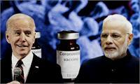 57 अमेरिकी सांसदों ने बाइडेन से किया भारत को कोविड मदद बढ़ाने  का अनुरोध