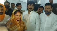 जौनपुर: बाहुबली पूर्व सांसद धनंजय सिंह की पत्नी जीती पंचायत सदस्य का चुनाव