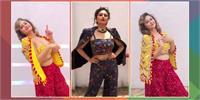 कैमरे के सामने पलक झपकते ही रश्मि देसाई ने बदले कपड़े, तेजी से वायरल हो रहा है वीडियो