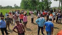 बिजनौर: खेत से लौट रहे थे चाचा-भतीजा, बेखौफ बदमाशों ने गोली मारकर उतारा मौत के घाट