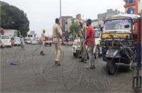 जम्मू-कश्मीर में कोरोना कर्फ्यू की मियाद 24 मई तक बढ़ाई गई