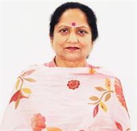 अंजू धीमान को किया सभी दायित्वों से मुक्त, पार्टी के खिलाफ बोलने पर गिरी गाज