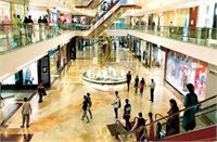 कोरोना से बिगड़ी मॉल की आर्थिक हालत, 40 से 50% घटा किराया