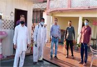 राणा ने गरीब तबके की मदद के लिए सामाजिक संस्थाओं को आगे आने का किया आह्वान