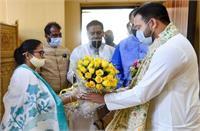 """तेजस्वी ने ममता को शानदार विजय पर दी बधाई, कहा- बंगाल की जनता को बेटी """"ममता"""" पर भरोसा"""