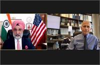 अमेरिका में डॉ. फाउची से मिले भारतीय राजनयिक संधू, कोरोना संकट पर की चर्चा
