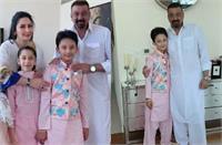 संजय दत्त ने परिवार संग दुबई में मनाई ईद, पत्नी मान्यता दत्त ने शेयर कीं सेलिब्रेशन की तस्वीरें
