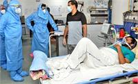 गोवा हॉस्पिटल में 26 कोरोना मरीजों की मौत, स्वास्थ्य मंत्री ने हाईकोर्ट जांच की मांग की