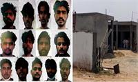 कोविड जेल से फरार हुए 13 कुख्यात कैदियों में से 5 को दबोचा, बाकी 8 की भी तलाश जारी