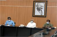 अधिकारियों से बोले CM नीतीश- ऑक्सीजन जेनेरेशन के लिए उठाएं जरुरी कदम