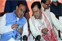 सोनोवाल, हिमंत बिस्व सरमा दिल्ली तलब, भाजपा अध्यक्ष जेपी नड्डा और गृह मंत्री अमित शाह से करेंगे मुलाकात
