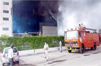 बद्दी के उद्योग में लगी भीषण आग में झुलसे कामगार ने PGI में ताेड़ा दम
