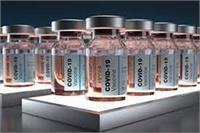गांव भोगपुर में 180 लोगों ने ली वैक्सीन की डोज