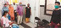 सिविल अस्पताल में 2 घंटे रही एक्स-रे रूम की बिजली गुल