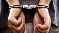 पम्प कर्मी से लाखों लूटने की कोशिश करने के 5 आरोपी काबू