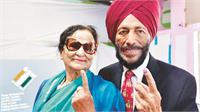 वॉलीबाल टीम की कप्तान रहीं मिल्खा सिंह की पत्नी निर्मल कोरोना से हारी जंग