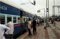 पलामू: 6 माह बाद सासाराम-रांची इंटरसिटी एक्सप्रेस का परिचालन शुरू