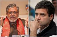 सूरत के बाद राहुल गांधी को पटना की अदालत में भी होना पड़ेगा पेशः सुशील मोदी