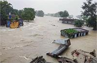 सम्भावित बाढ़ पर नियंत्रण के लिए केन्द्र और राज्य के विभागों ने कसी कमर