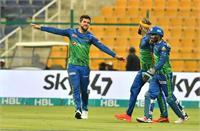 PSL 6 : शाहनवाज, रिजवान और मकसूद चमके, मुल्तान ने पेशावर को 8 विकेट से हराया