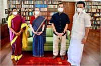 सोनिया गांधी से मिलने पहुंचे तमिलनाडु का सीएम स्टालिन, राहुल बोले- हम द्रमुक के साथ मिलकर करेंगे काम