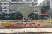 अखंड भारत के नक्शे को लेकर इंदौर में बवाल! कांग्रेस के केंद्र से तीखे सवाल