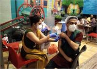 पूरी सावधानी बरत रहा जालंधर का Food Bazar, इस तरह रखा जा रहा प्रोटोकॉल का ध्यान