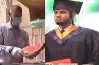 चीन की पढ़ाई नहीं आई काम, पाकिस्तान में  जूस बेच रहा  इंजीनियर,  कहा- फेंक दूंगा डिग्री