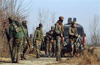 अनंतनाग में आतंकवादियों ने सुरक्षा बलों पर गोलीबारी की