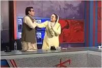 पाकिस्तान में लाइव टीवी शो  दौरान महिला नेता ने PPP सांसद को जड़ा थप्पड़,  देखें वीडियो