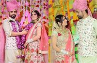 ''कुंडली भाग्य'' एक्ट्रेस ईशा आनंद शर्मा ने पायलट वासदेव संग की सीक्रेट वेडिंग, शादी के डेढ महीने बाद शेयर की तस्वीरें