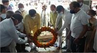 डॉक्टर कमला वर्मा हुई पंचतत्व में विलीन, शिक्षा मंत्री और भाजपा प्रदेशाध्यक्ष बोले- यह अपूरणीय क्षति