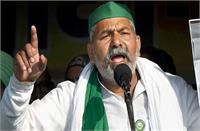 मांगें नहीं मानी तो आंदोलन 35 माह तक और चलेगा : राकेश टिकैत