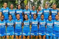 भारत ने टोक्यो के लिए महिला हॉकी टीम चुनी, 8 खिलाड़ी करेंगी ओलिम्पिक पदार्पण