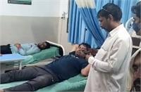 बदमाशों ने पंप मालिक के भतीजे को मारी गोली, 40 हजार रुपये लूटकर फरार