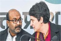 कांग्रेस में आन्तरिक कलह आई सामने, लल्लू के खिलाफ सुनील राय ने खोला मोर्चा