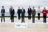 जी-7 सम्मेलन में घिरा चीन, नेताओं ने उठाया वुहान से कोरोना वायरस लीक होने का मुद्दा