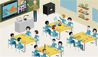 स्मार्ट क्लासरूमों के लिए जारी 4.45 करोड़