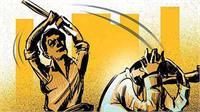 'भतीजों ने चाचा-चाची की बेरहमी से मारपीट