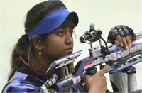 Tokyo Olympics : भारतीय निशानेबाज इलावेनिल और अपूर्वी क्वालीफिकेशन दौर से बाहर