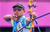 Tokyo Olympics : तीरंदाज तरुणदीप राय दूसरे दौर में पहुंचे