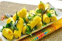 'हैल्थ कॉन्शियस' है तो आज बनाकर खाएं गुजराती खांडवी
